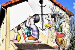 seth - street art - aubervilliers - france