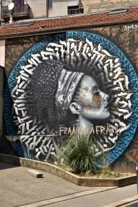 snek - street art - grenoble