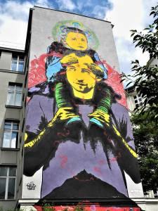 stinkfis - street art _ vienne - autriche
