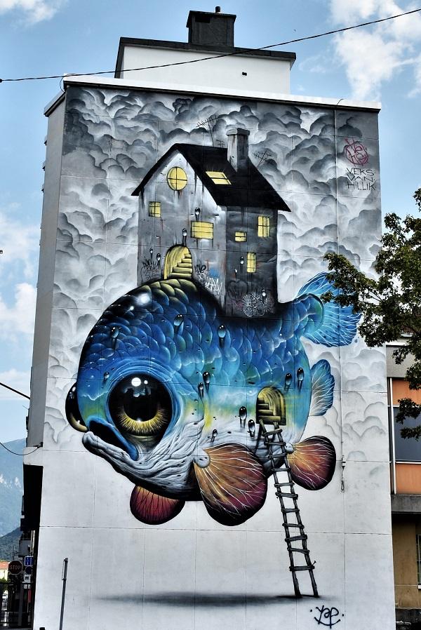 veks van hillik - street art - grenoble