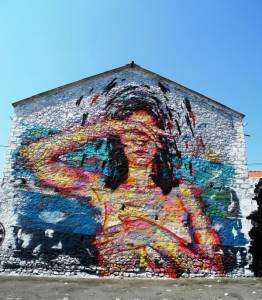 remy uno - street art - marseille