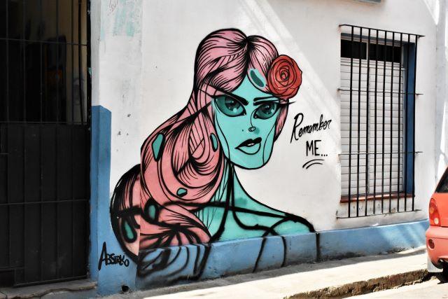 abstrk - street art -la havane