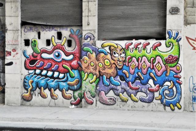 centro habana - street art -la havane