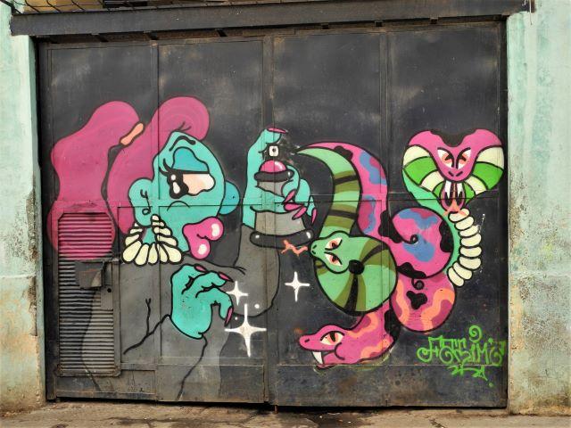 habana vieja - street art -la havane