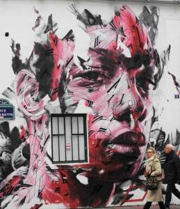 hopare - street art - paris