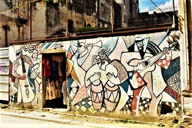 watica betares - street art -la havane