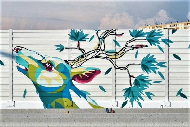 gorg one - street art avenue - l2 - marseille
