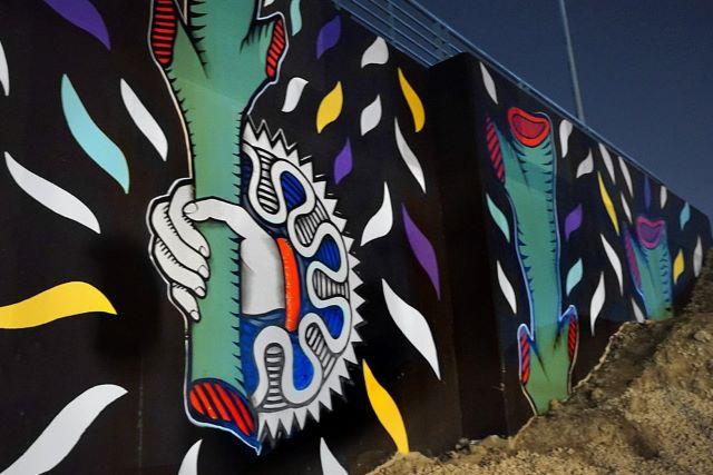 fred weiss - street art avenue - l2 - marseille