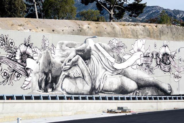 yz- street art avenue - l2 - marseille