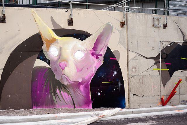 lartmada- street art avenue - l2 - marseille