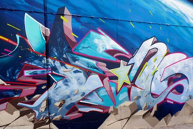 lartmada - street art avenue - l2 - marseille