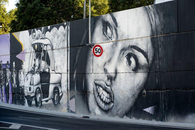 dire132 - street art avenue - l2 - marseille