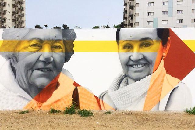 mako deuza- street art avenue - l2 - marseille
