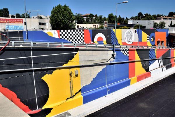 l'outsider - street art avenue - l2 - marseille