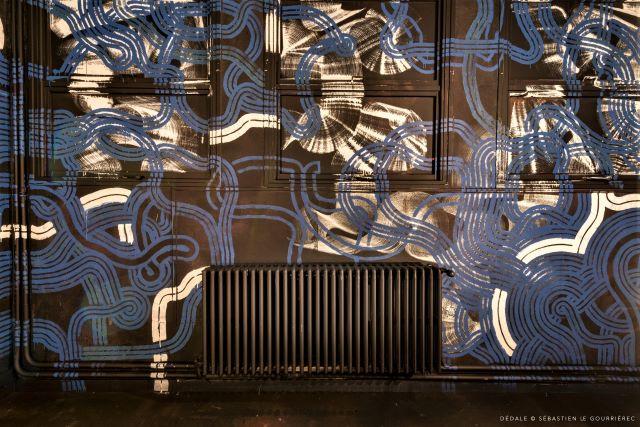FZR Sethi - street art avenue - dedale - vannes