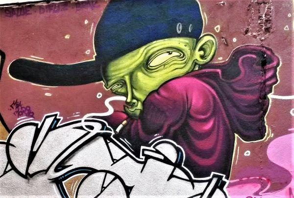 gamo - street art avenue - marseille
