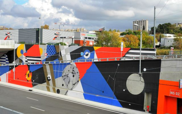 loutsider- street art avenue - l2 - marseille