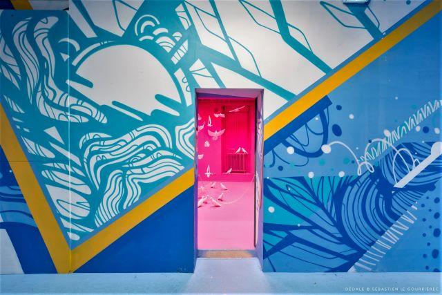 moyoshi - street art avenue - dedale - vannes