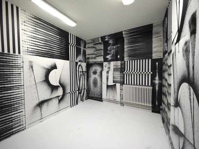 l'outsider _street art avenue - dedale - vannes