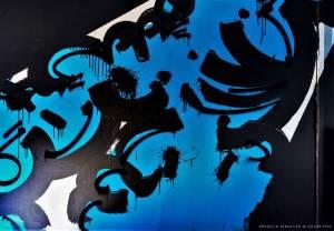 greky - street art avenue - dedale - vannes