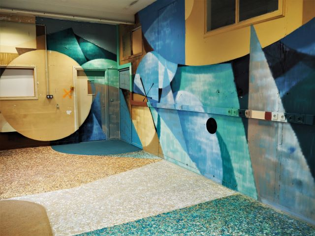 brez - bims - street art avenue - dedale - vannes