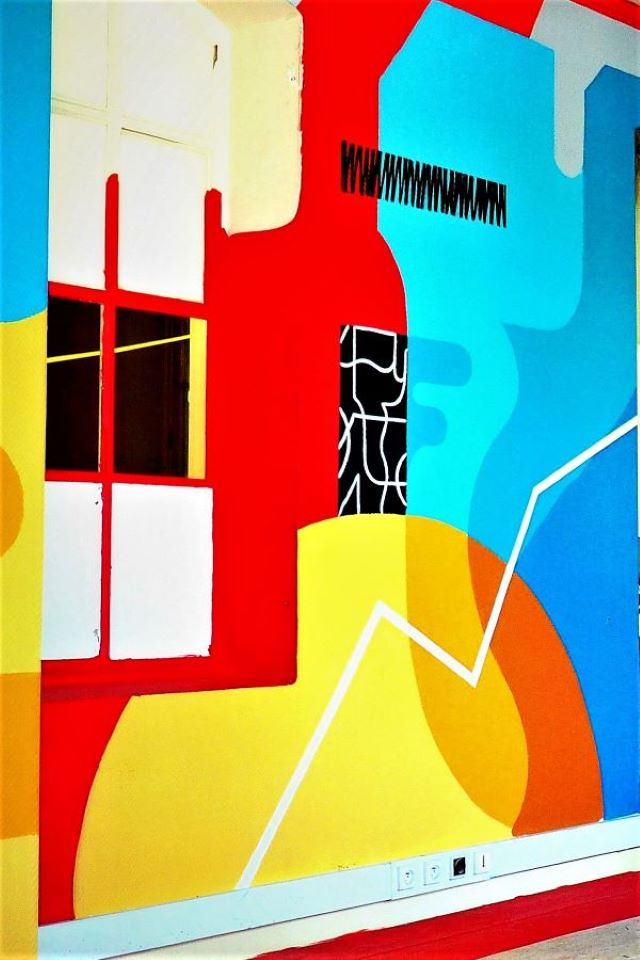 goddog - street art avenue - dedale - vannes