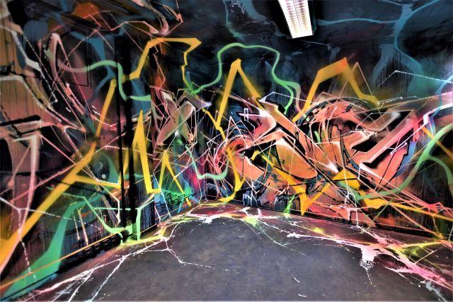 aise - street art avenue - dedale - vannes