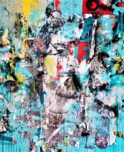 joachim romain - street art avenue - dedale - vannes
