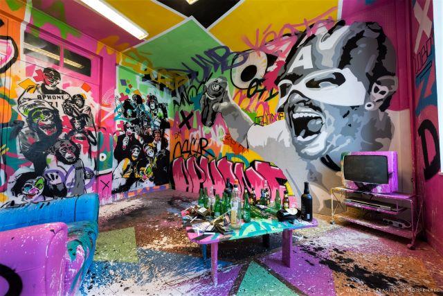 aphone - street art avenue - dedale - vannes