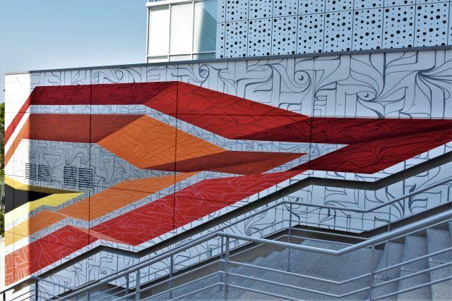 astro - street art avenue - joliette - marseille
