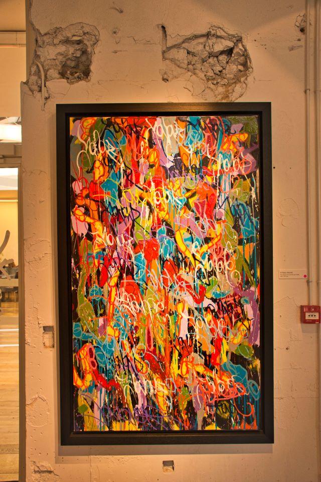 jonone - street art avenue -docks village - marseille