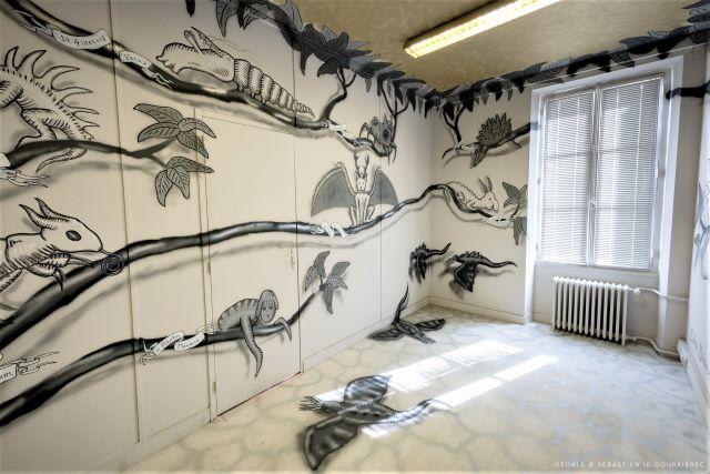 codex urbanus - street art avenue - dedale - vannes