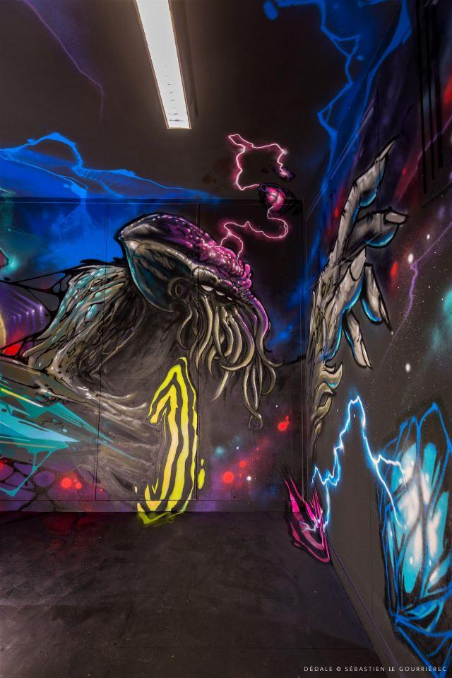 lez - samp - street art avenue - dedale - vannes