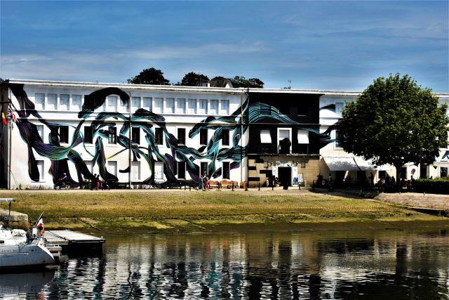 pantonio - street art avenue - dedale - vannes