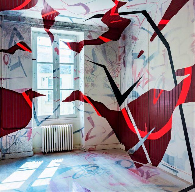 sabio - street art avenue - dédale - vannes