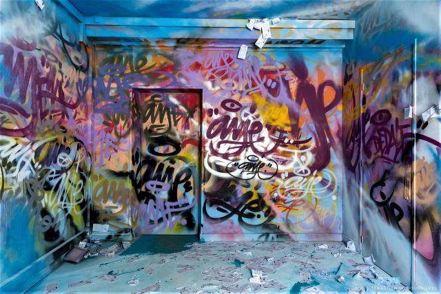 anje - street art avenue - dedale - vannes