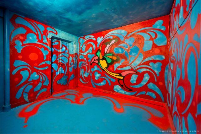 jeanjerome - street art avenue - dedale - vannes