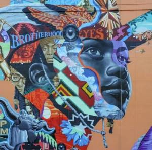 tristan eaton - street art avenue - dallas -usa