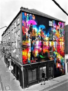 dan kitchener - street art avenue - waterford - ireland