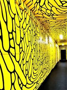martin bineau - street art avenue - dedale - vannes