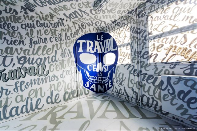 snobe - street art avenue - dedale - vannes