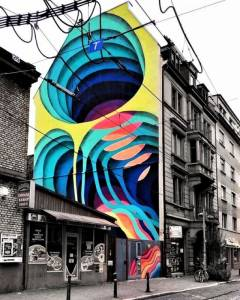 1010 - street art avenue - mannheim - Germany