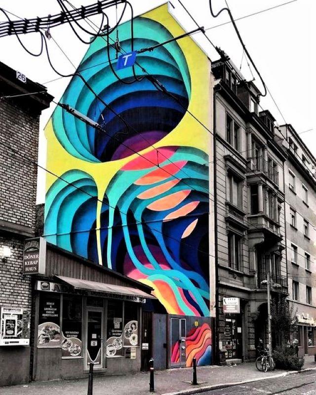 1010 - street art avenue - mannheim - Germany