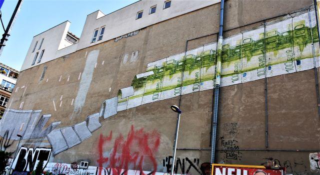 blu - street art avenue - berlin - allemagne