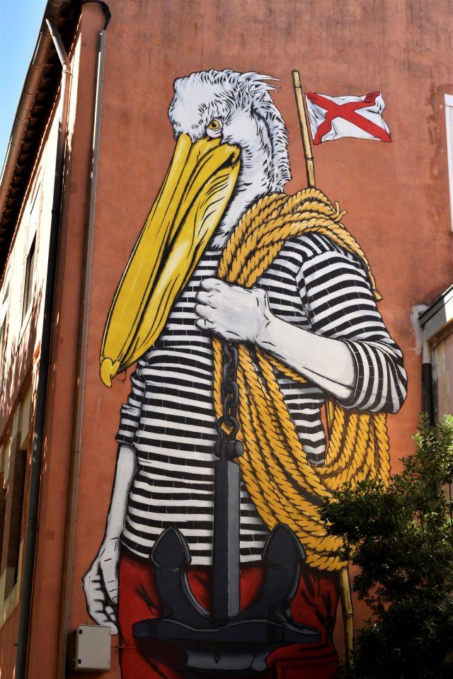 stephane moscato - street art avenue - lna - port-de-bouc - france