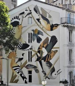 fikos - street art - saint charles - marseille